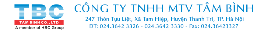 Công ty TNHH MTV Tâm Bình